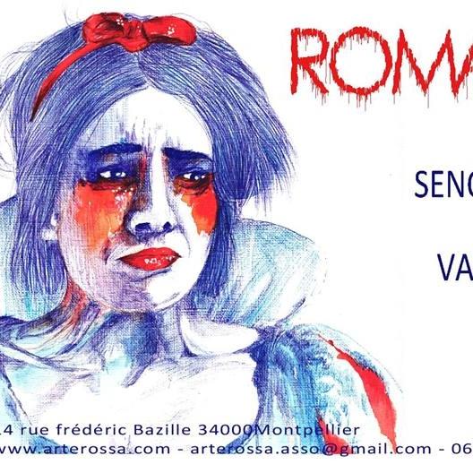Exposition Romance //  ARTEROSSA 02/ 2016